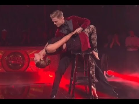 """DWTS 18 WEEK 8 BEST : Amy Purdy & Derek – Tango (May 5th)    Dancing With The Stars 2014 """"5-5-14″"""