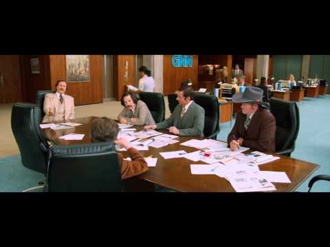 Anchorman 2: The Legend Continues [Trailer]