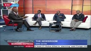 The Newsroom Part 3 10th February 2016-Covereage after the El Adde attack