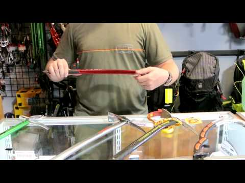 Ice Axe Overview for Mountaineering
