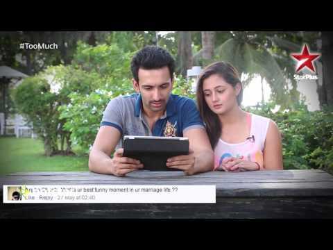 Nach Baliye 7: Rashami and Nandish get candid!