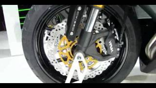 9. 2014 Kawasaki Ninja ZX-6R 636 Walkaround