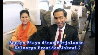 Video Berapa Biaya Perjalanan Dinas Keluarga Presiden Jokowi yang Ikut ke Turki dan Jerman ? MP3, 3GP, MP4, WEBM, AVI, FLV Februari 2019