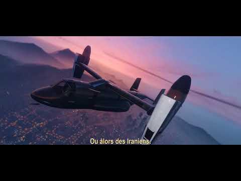 Bande annonce officielle de GTA Online - Le Braquage de la fin du monde de Grand Theft Auto V