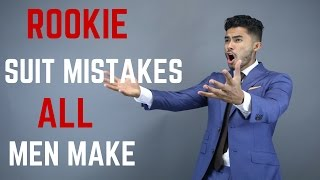 Video 5 Mistakes Men Make With a New Suit MP3, 3GP, MP4, WEBM, AVI, FLV Maret 2018