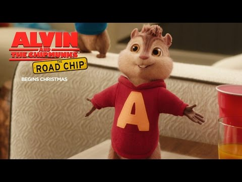 Alvin and the Chipmunks: The Road Chip (TV Spot 'Wish List')