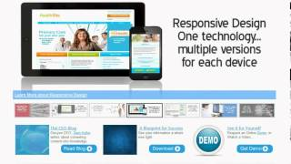 Centralpoint UXP By Oxcyon -  Responsive Design&Mobile