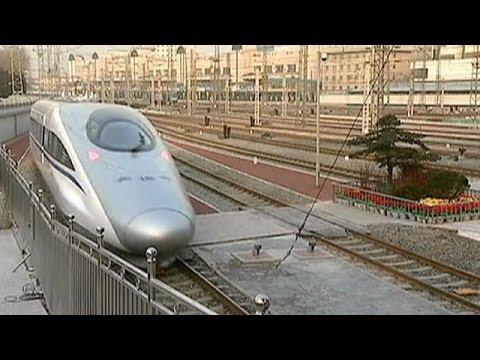 Κινεζικής κατασκευής η πρώτη σιδηροδρομική γραμμή εξπρές στην Ινδονησία – economy