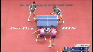 Video Korean chop-chop (fantastic doubles rallies) MP3, 3GP, MP4, WEBM, AVI, FLV Februari 2018