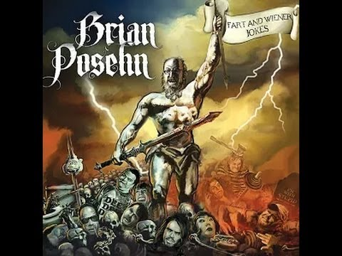 Jay Mohr w Brian Posehn part 2 of 5 with comedian Brian Posehn on Mohr Stories podcast 86