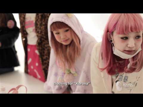 Harajuku Fashion Documentary on Party Baby   The Story Of Kumamiki S Kawaii Harajuku Fashion Brand