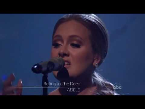Adele - Rolling In The Deep (Live at Dancing with the Stars US)