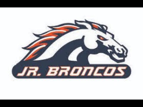 Jr Broncos -VS- Killeen Cowboys 2015