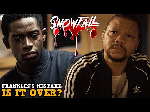 Snowfall Season 4 Episode 3 FRANKLINS MISTAKE & Is it Over Between Franklin and Leon?