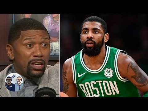 Video: Celtics with Kyrie Irving are an Eastern Conference Finals team - Jalen Rose   Jalen & Jacoby