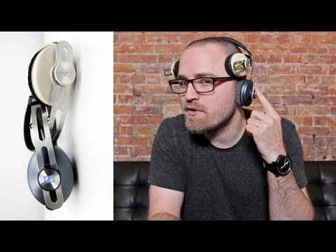 Sennheiser Momentum On-Ear Headphones (Unboxing & Overview)