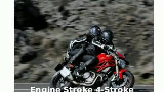 1. 2012 Ducati Monster 1100 EVO - Specs, Features