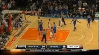 Anthony Davis Highlights 2011-2012