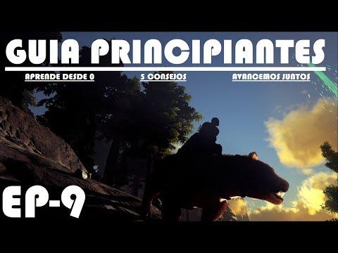 ARK GUÍA PARA PRINCIPIANTES - 5 CONSEJOS PARA EMPEZAR - EQUIPO DE METAL Y DE SUBMARINISTA #9