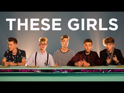 Video These Girls - Why Don't We [Official Music Video] download in MP3, 3GP, MP4, WEBM, AVI, FLV January 2017
