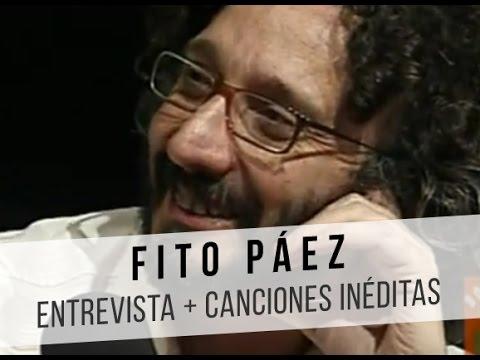 Don Vilanova / Botafogo video Fito Páez / Don Vilanova - Entrevista + Canciones inéditas