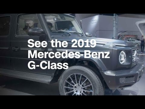 Mercedes-Benz fully redesigns iconic G-Class