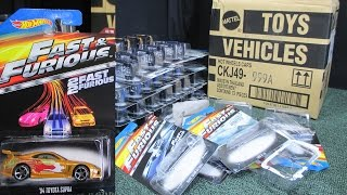 Nonton 2015 Fast & Furious Factory Sealed Case Unboxing Film Subtitle Indonesia Streaming Movie Download