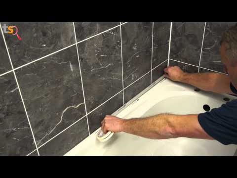 Tommy's Trade Secrets - How to Silicone a Bath