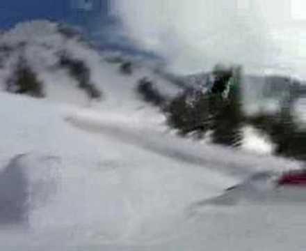 Greg Bretz - Snowboarding.