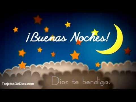 Imagenes de buenas noches - Buenas Noches  Video Tarjetas Cristianas Gratis
