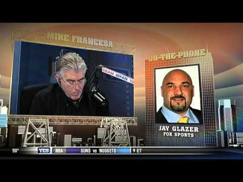 Video: Mike's On: Jay Glazer joins Mike to discuss the Packers