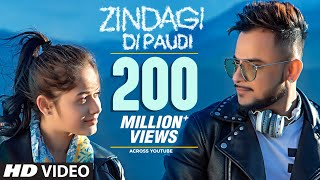 Video Zindagi Di Paudi Song: Millind Gaba | Bhushan Kumar | Jannat Zubair, Nirmaan, Shabby | New Song 2019 MP3, 3GP, MP4, WEBM, AVI, FLV Juni 2019
