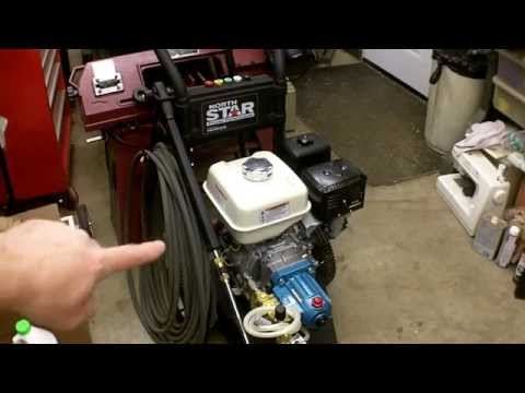 NorthStar 3300 PSI 3 GPM Pressure Washer Review Item 15781820