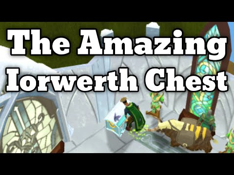 Iorwerth Crystal Chest: Cheap and AFK Smithing XP [Runescape 2015] видео