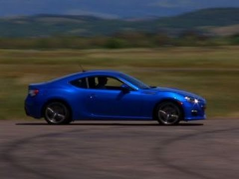 CNETTV - Underpowered, under-tech, but overwhelmingly fun. Take a ride in the 2013 Subaru BRZ.