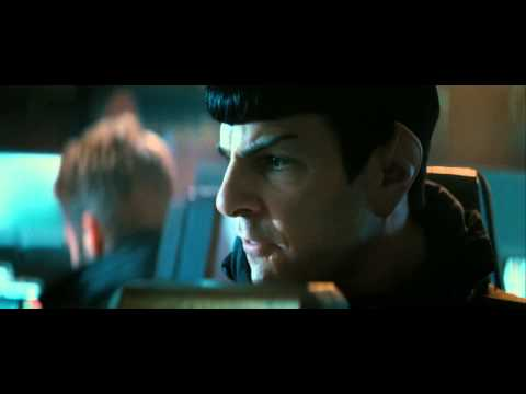 Star Trek Into Darkness International Trailer