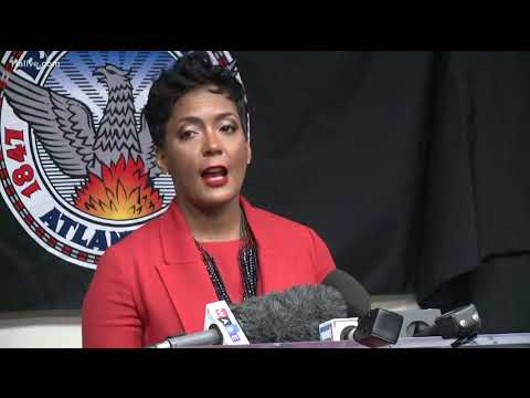 Atlanta has a new mayor: Keisha Lance Bottoms sworn in