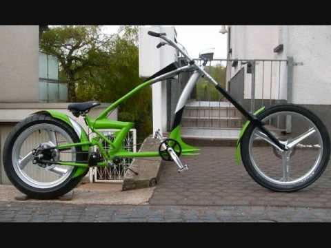 EXTREME CUSTOM CHOPPER BIKE BICYCLE MY BEST MADE BIKE