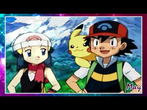 Ash & Dawn ~ What Dreams Are Made Of ~ Pearlshipping AMV