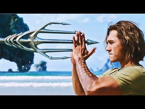 "Aquaman(2018):- ""Vulko Trains Arthur"" scene in Hindi"