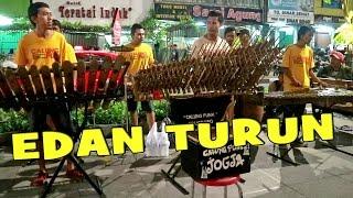 EDAN TURUN - Angklung Malioboro (Pengamen Jogja) Calunk Funk Banyuwangi Dangdut Video