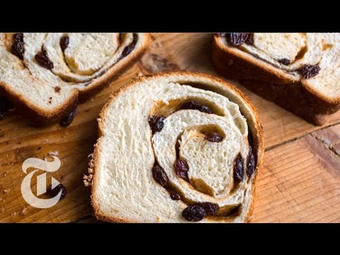 Cinnamon Raisin Swirl Bread | Melissa Clark Recipes | The New York Times