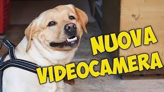 LA MIA NUOVA VIDEOCAMERA - PANASONIC GH5 slow motion