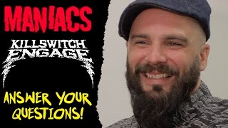 While they were here for their 'Alive Or Just Breathing' Australian tour, we asked Jesse Leach and Adam D a bunch of questions on behalf of their Australian fans!Watch Part 2 now https://youtu.be/YDtz8nPdJIQFollow us!Facebook https://business.facebook.com/ManiacsAUOfficial Website http://maniacsonline.com.au