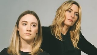 Video Actors on Actors: Kate Winslet and Saoirse Ronan – Full Video MP3, 3GP, MP4, WEBM, AVI, FLV April 2018