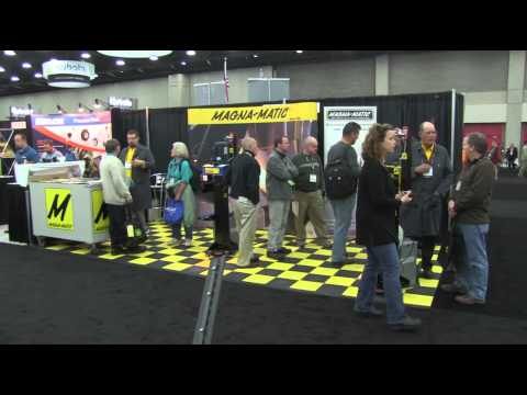 Expo 2013 video Magna-Matic (видео)