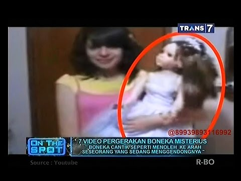 On The Spot - 7 Video Pergerakan Boneka Misterius
