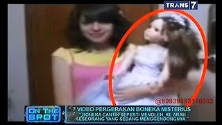 Video On The Spot - 7 Video Pergerakan Boneka Misterius MP3, 3GP, MP4, WEBM, AVI, FLV Agustus 2018