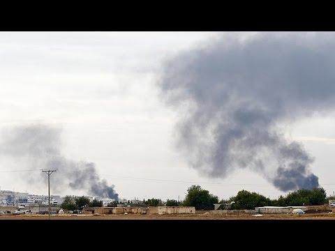 Combats très violents ces dernières 48 heures dans ville kurde de Kobané