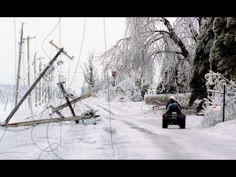 Thumbnail Souvenirs ''Crise du verglas 1998''